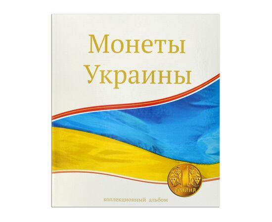 """Альбом (папка) для монет """"Монеты Украины"""", формат Оптима (Optima), Папки СОМС: Монеты Украины, фото"""
