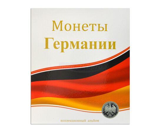 """Альбом (папка) для монет """"Монеты Германии"""", формат Оптима (Optima), Папки СОМС: Монеты Германии, фото"""